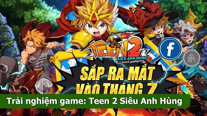Trải nghiệm gMO Teen 2 Siêu Anh Hùng - VTC Online