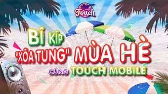 touch mobile, gmo, mmo, game ios, game android