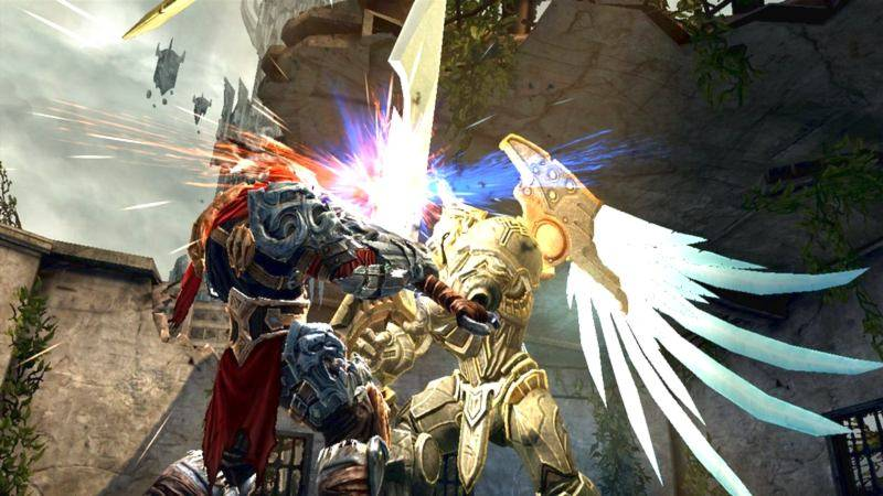 Darksiders, Darksiders II, War, Death, game hanh dong, game hanh dong 2016, game chat chem, game chat chem 2016, ARPG, ARPG 2016, game pc/console, game pc/console 2016, Nordic games, game 3d, game do hoa dep