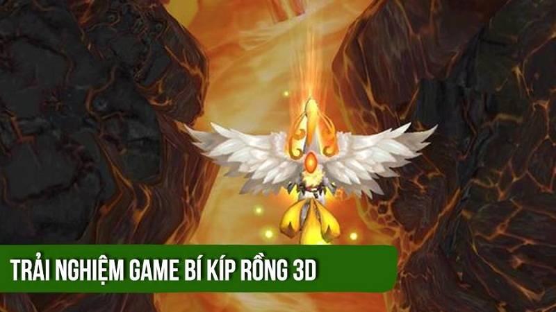 Trải nghiệm game Bí Kíp Luyện Rồng 3D – VNG