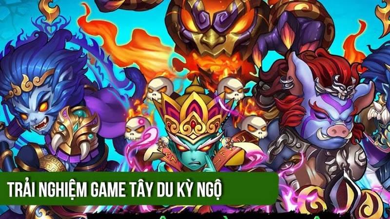Trải nghiệm game ARPG Tây Du Kỳ Ngộ – NPH DCV