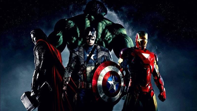 Top 5 siêu anh hùng Mỹ được yêu thích nhất tại đất nước Manga