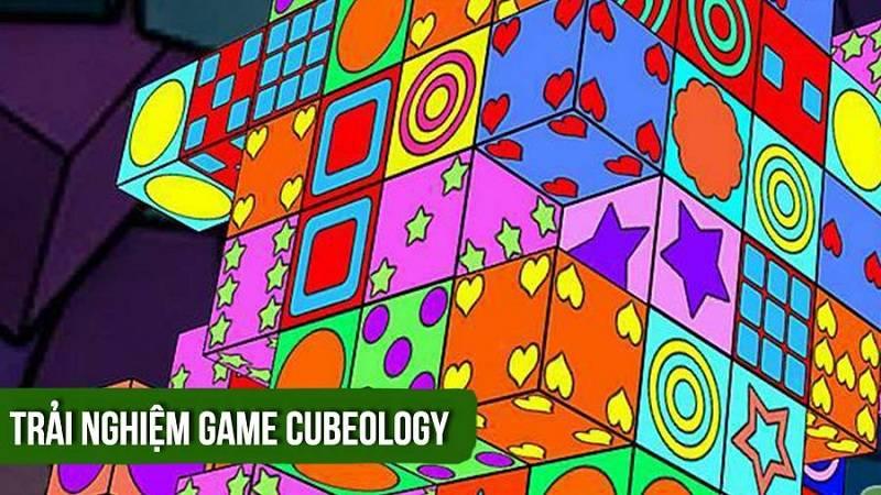 Trải nghiệm Cubeology - Game puzzle điên...