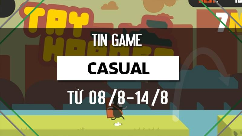 Điểm tin Game Casual - Số 51