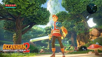 OceanHorn 2: Knights of the Lost Realm, oceanhorn, rpg, rpg 2016, rpg mobile, rpg mobile 2016, game nhap vai, game nhap vai mobile, game nhap vai 2016, game nhap vai mobile 2016, ARPG, ARPG 2016, game ios, game android, game do hoa dep, game pc/console