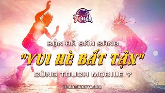 touch mobile, gmo, mmo, game ios, game android, touch mobi, touch mobile