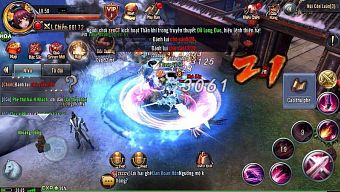 game android, game ios, gmo, mmo, ỷ thiên 3d