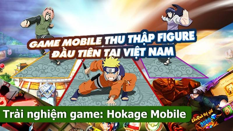 Trải nghiệm gMO Hokage Mobile – 2TGames