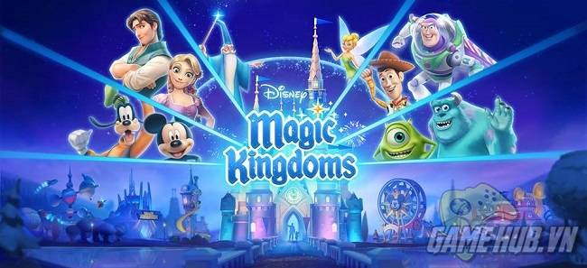 Disney Magic Kingdoms hacked 240x320
