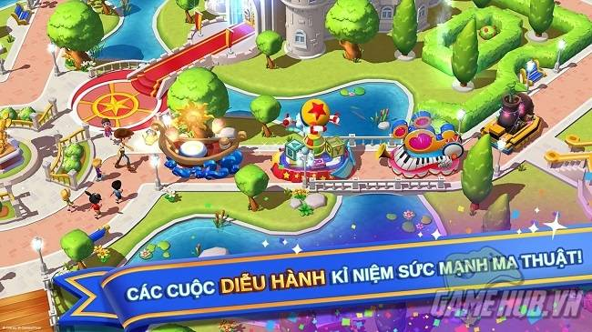 Game cho java disney vh