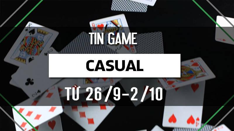 Điểm tin Game Casual - Số 54