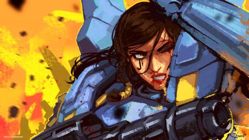 overwach hero, overwatch, overwatch comic, overwatch pharah, truyen overwatch, truyện overwatch, truyen tranh overwatch, truyện tranh overwatch