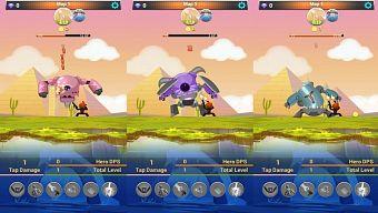 Trải nghiệm Tap Robo – Game mobile dành cho game thủ bị stress