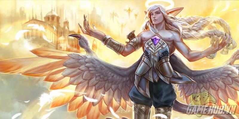 Trang phục Seraphim Adagio Cấp II xuất hiện, thay đổi cách thức mở khóa  trang phục