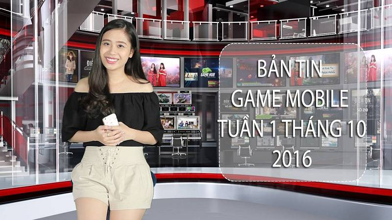Bản tin Game mobile tuần 1 tháng 10/2016