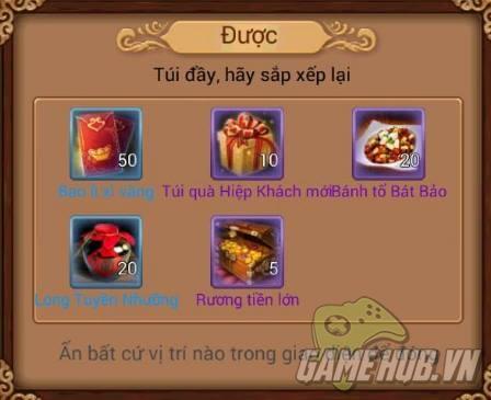 Game thủ Tiếu Ngạo Giang Hồ Mobile rộn ràng xếp hàng nhận GiftCode tháng 10 - ảnh 2