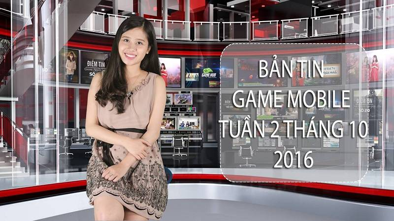Bản tin Game mobile tuần 2 tháng 10/2016