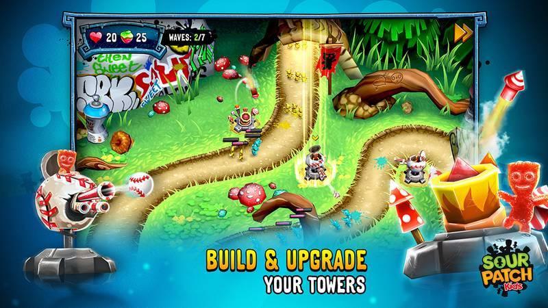 Thủ thành theo phong cách Toy Story với Game Mobile độc