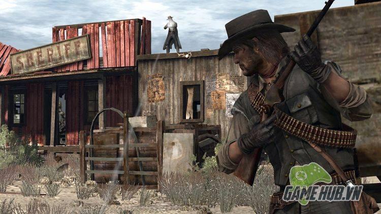 Internet dậy sóng chỉ vì 1 bức ảnh của Red Dead Redemption 2 - ảnh 1