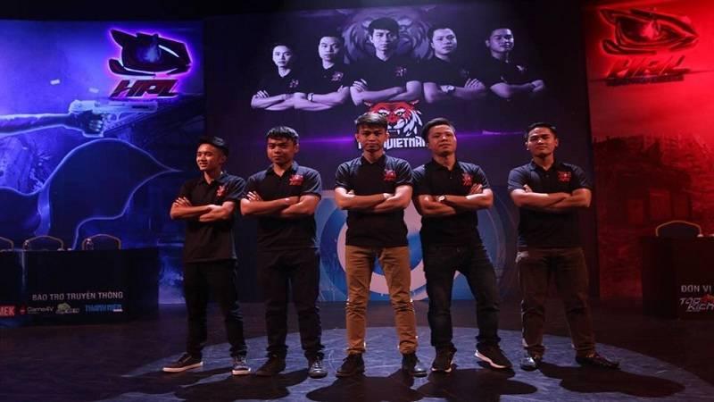 HPL 2016: Team Việt Nam chính thức được xướng danh cho chức Vô địch miền Bắc
