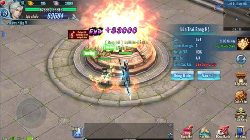 Võ Lâm Truyền Kỳ Mobile - Giftcode mừng Closed Beta