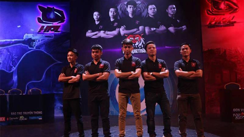 HPL 2016: Team Việt Nam được xướng danh cho chức Vô địch miền Bắc