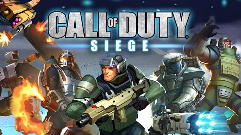 Call of Duty: Siege - Hàng khủng PC/Console bất ngờ lộ diện trên Mobile