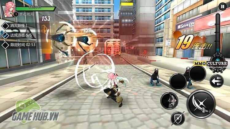 Dimensional Battle Maiden - ARPG cực điên cực chất đến từ NetEase - ảnh 1