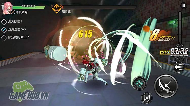 Dimensional Battle Maiden - ARPG cực điên cực chất đến từ NetEase - ảnh 3