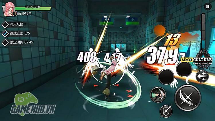 Dimensional Battle Maiden - ARPG cực điên cực chất đến từ NetEase - ảnh 5