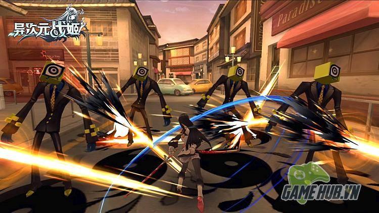 Dimensional Battle Maiden - ARPG cực điên cực chất đến từ NetEase - ảnh 2