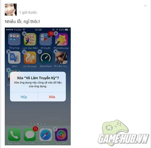 VLTK Mobile: Game thủ khóc ròng trước cảnh xếp hàng chờ đợi - ảnh 9