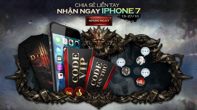 Tà Thần Trỗi Dậy – Cuộc chiến Diablo trên Mobile sẽ đến tay game thủ Việt vào 11h  ngày 18/10/2016