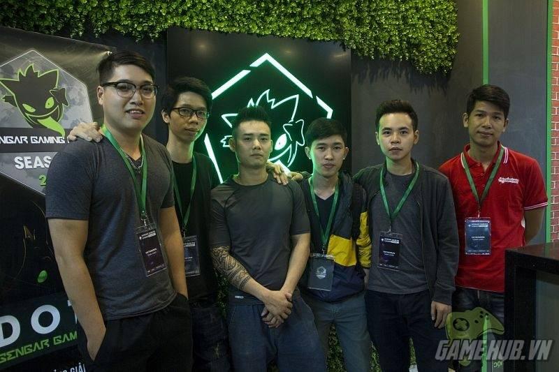 Vòng bảng Gengar Gaming League - Ấn tượng Gamehome - ảnh 1