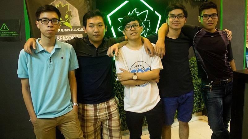 Vòng bảng Gengar Gaming League - Ấn tượng Gamehome