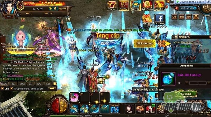 """Trải nghiệm: Đồ Long Ký – Webgame có lượng người chơi """"khổng lồ"""" - ảnh 7"""