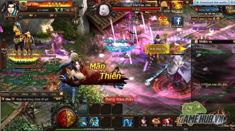 """Trải nghiệm: Đồ Long Ký – Webgame có lượng người chơi """"khổng lồ"""" - ảnh 3"""