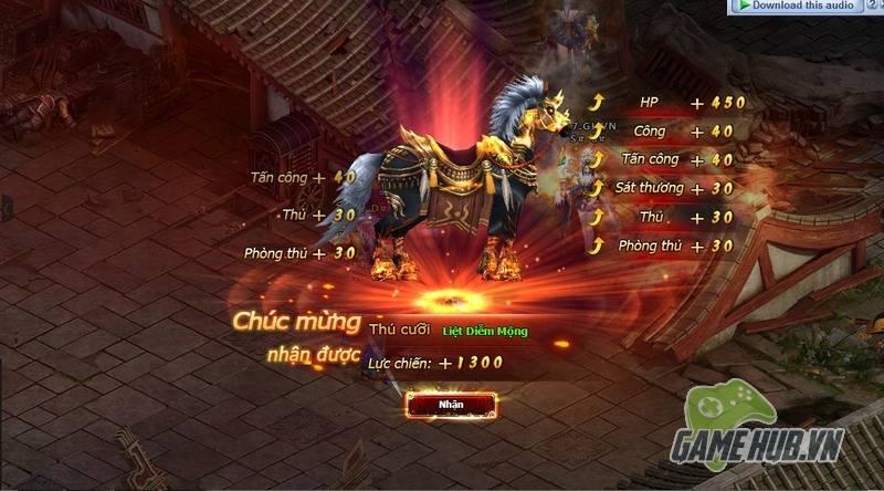 """Trải nghiệm: Đồ Long Ký – Webgame có lượng người chơi """"khổng lồ"""" - ảnh 4"""