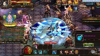 """Trải nghiệm: Đồ Long Ký – Webgame có lượng người chơi """"khổng lồ"""""""