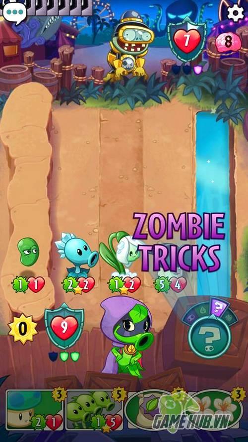 Tải ngay Plants vs. Zombies Heroes - Game gây nghiện hàng nhất Mobile - ảnh 3