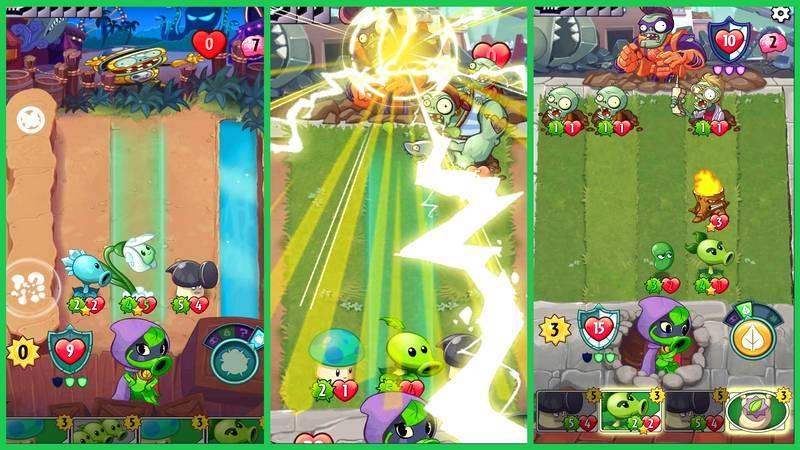 Tải ngay Plants vs. Zombies Heroes - Game gây nghiện hàng nhất Mobile