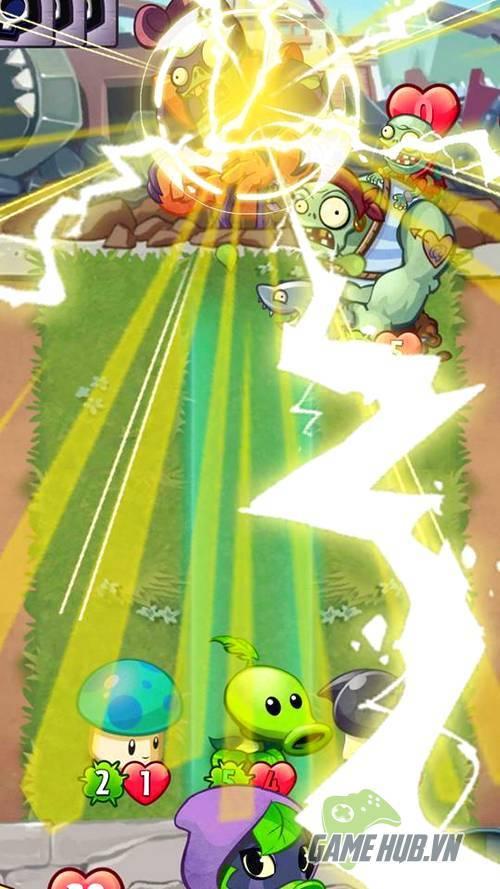 Tải ngay Plants vs. Zombies Heroes - Game gây nghiện hàng nhất Mobile - ảnh 4