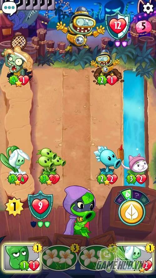 Tải ngay Plants vs. Zombies Heroes - Game gây nghiện hàng nhất Mobile - ảnh 1