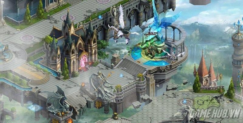 Truyền Thuyết Phong Bạo chuẩn bị AlphaTest đón game thủ - ảnh 2