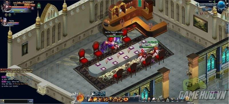 Truyền Thuyết Phong Bạo chuẩn bị AlphaTest đón game thủ - ảnh 4