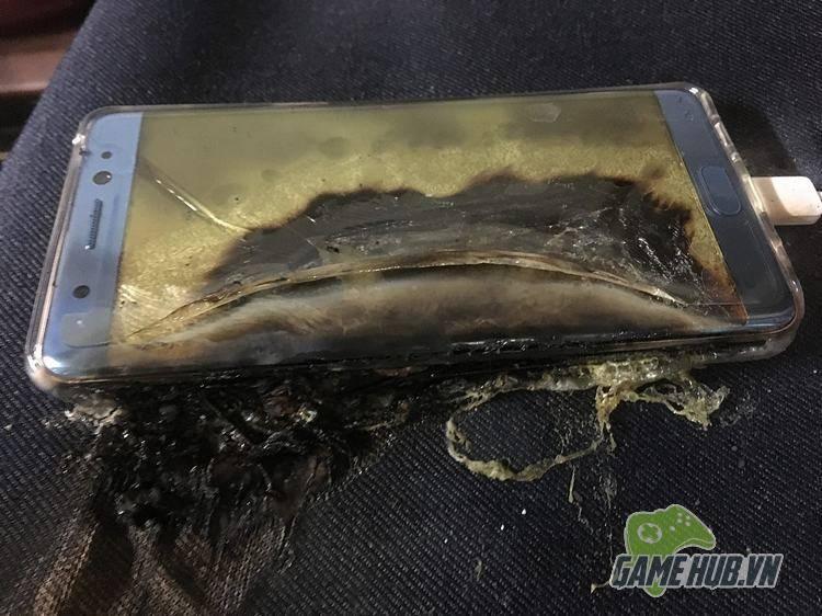 Mod GTA 5 biến Note 7 thành bom bị Samsung bắt gỡ khỏi Youtube