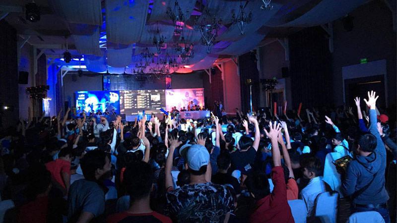 Nhìn lại vòng chung kết khu vực giải đấu Tập Kích HPL Việt Nam 2016