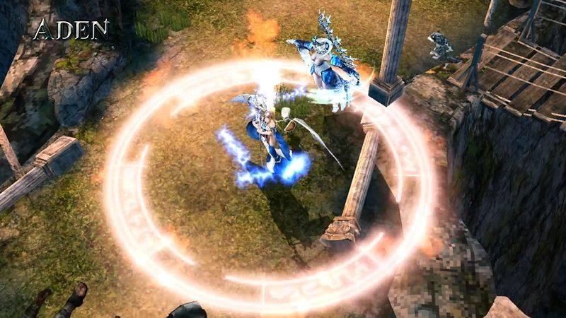 ADEN - MMORPG xứ Hàn chuẩn bị ném bom Mobile