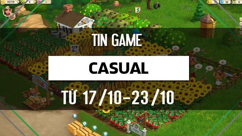 Điểm tin Game Casual - Số 55