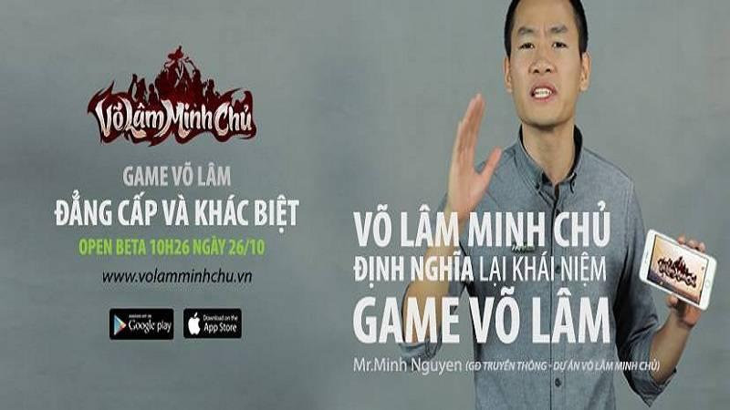 Võ Lâm Minh Chủ lùi ngày ra mắt, 500 game thủ người nản lòng, kẻ bực bội